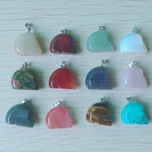 skull pendants 2