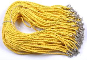 yellow braid